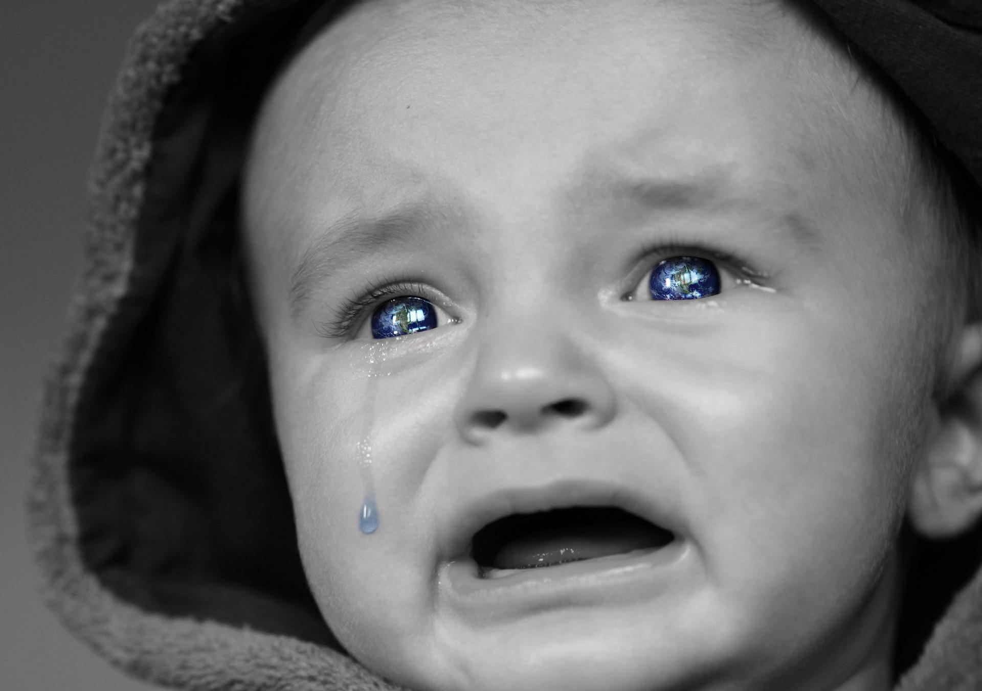 P懊惱upset crying-baby-2708380_1920