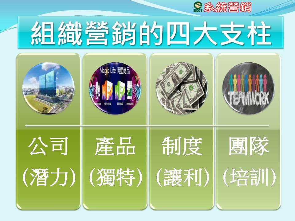 11專業OPP ppt直銷四支柱