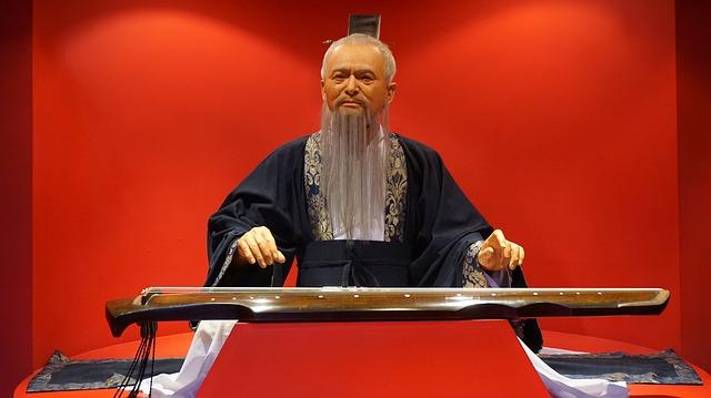 名人 孔子confucius-1190133_640