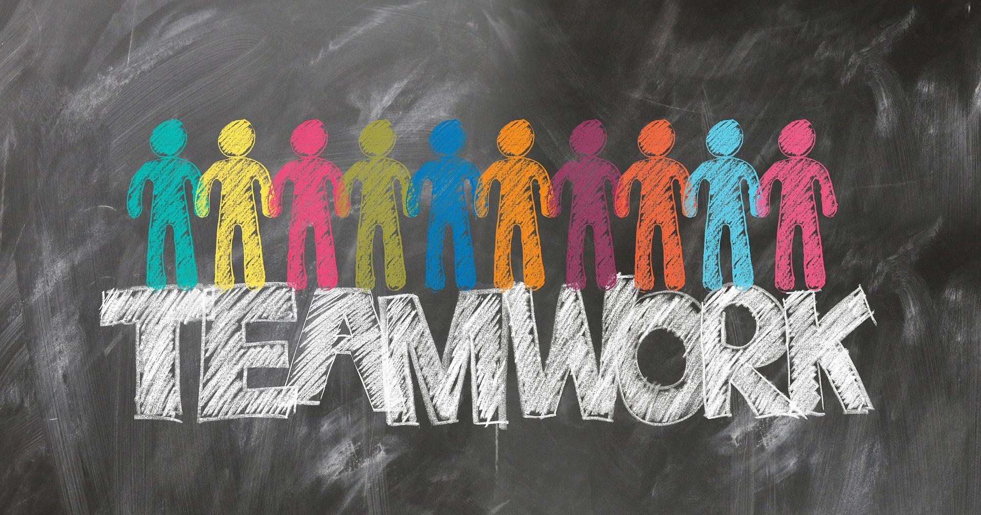 團隊 teamwork-2499638_1920